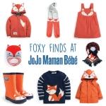 Foxy finds at JoJo Maman Bebe