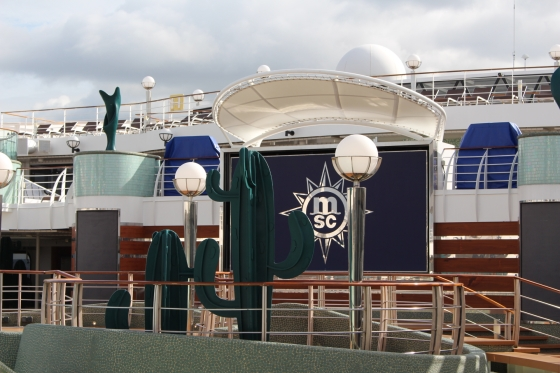 MSC Preziosa Review #BlogCampOnBoard
