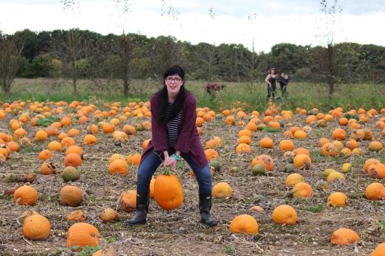 Halloween at Pickwell Farm