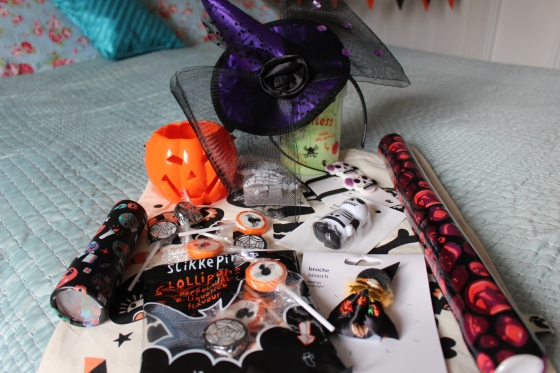 Halloween Treats from Flying Tiger Copenhagen