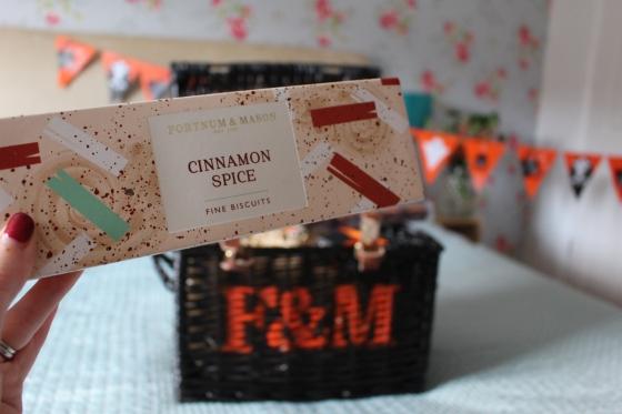 Fortnum's Cinnamon Spice Fine Biscuits
