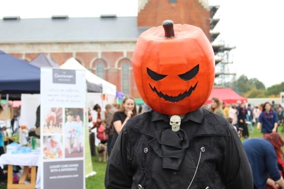 Netley Pumpkin Festival, Southampton