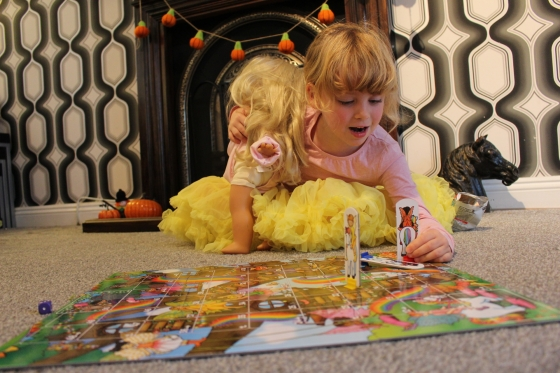 Fairy Snakes and Ladders and Ludo Game Review