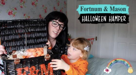 Fortnum & Mason Wicked Wicker Halloween Hamper Review
