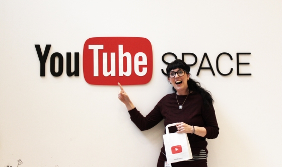 Britmums YouTube Space event 1