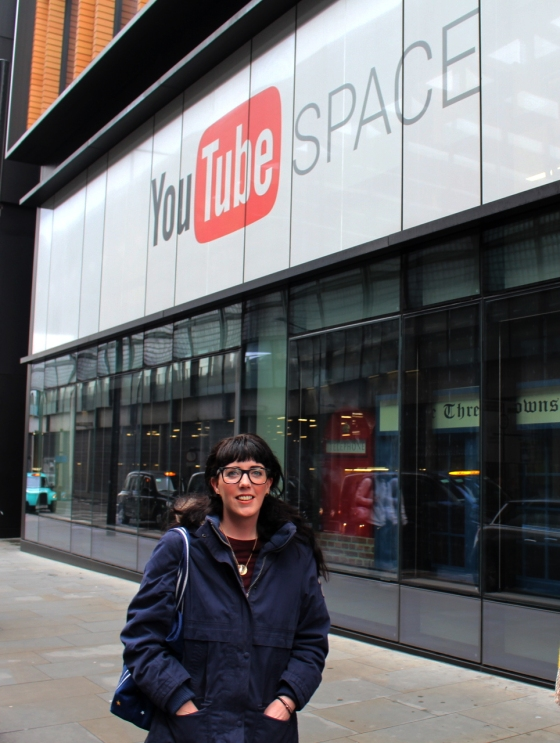 Britmums YouTube Space event 3