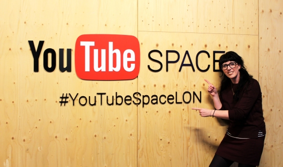 Britmums YouTube Space event