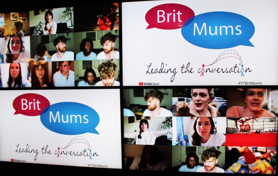 Britmums YouTube Space LON event