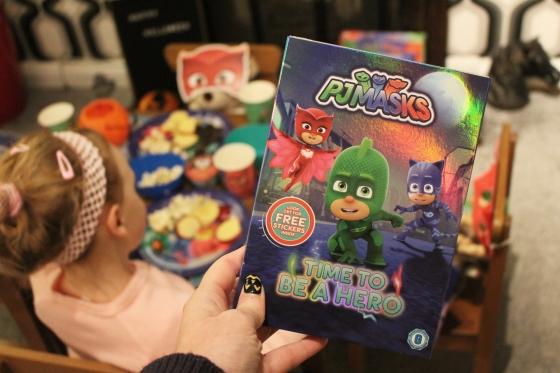 PJ Masks DVD Review