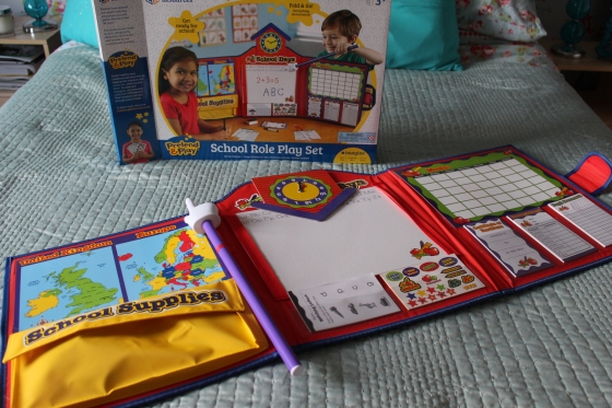 Pretend & Play School Set