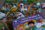 Orchard Toys Fairy Snakes & Ladders and Ludo Game Review