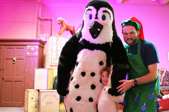 Christmas at Marwell 2017 Review