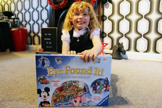 Ravensburger Disney Eye Found It