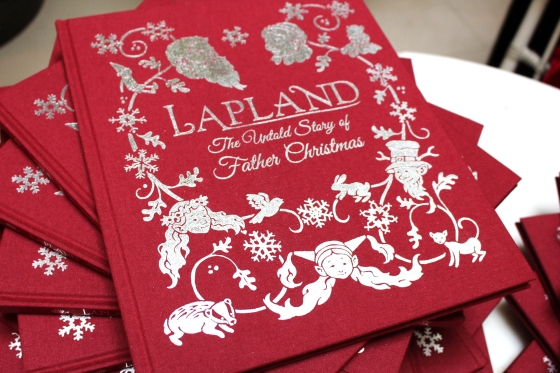 Lapland - The untold story for Father Christmas