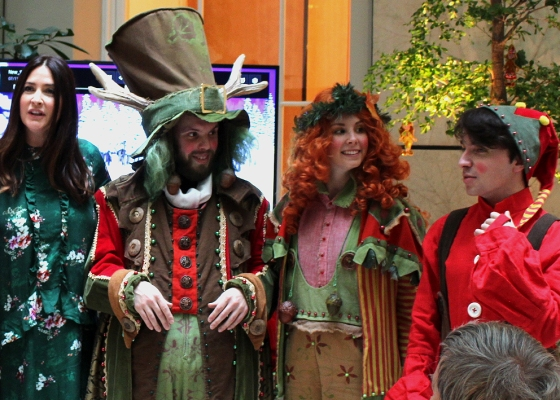 Elves from LaplandUK