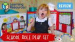 Learning Resources School Pretend and Play