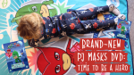The PJ Masks DVD Review