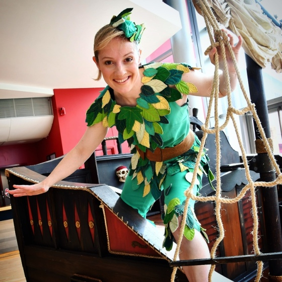 Peter Pan Panto at Anvil Arts