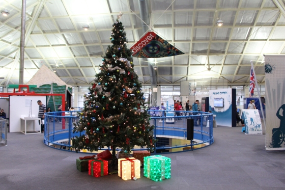 Christmas Experience at Winchester Science Centre 10