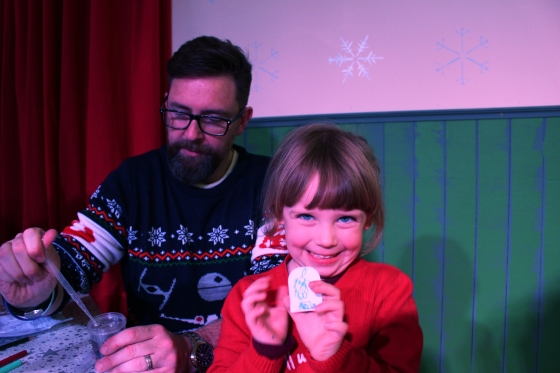 Christmas Experience at Winchester Science Centre 15