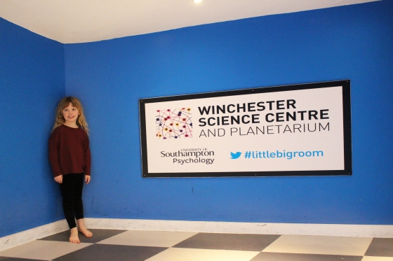 Christmas Experience at Winchester Science Centre 16
