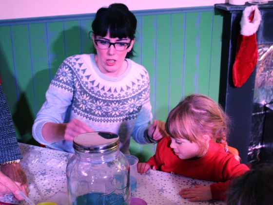 Christmas Experience at Winchester Science Centre 8