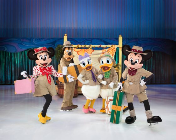 Disney on Ice – Passport to Adventure