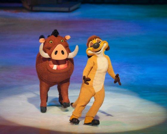 Disney on Ice – Passport to Adventure