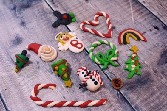 Crafty Christmas with Fimo