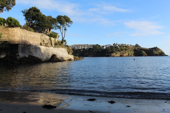 Readymoney Beach Fowey Bloggers Review