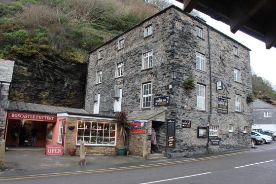 Boscastle Cobweb Pub