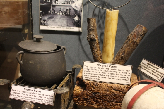 Boscastle Witchcraft museum