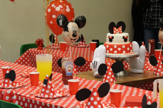 Mickey Mouse Disney Party Ideas