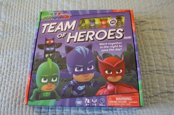 PJ Masks Team of Heroes Game Review