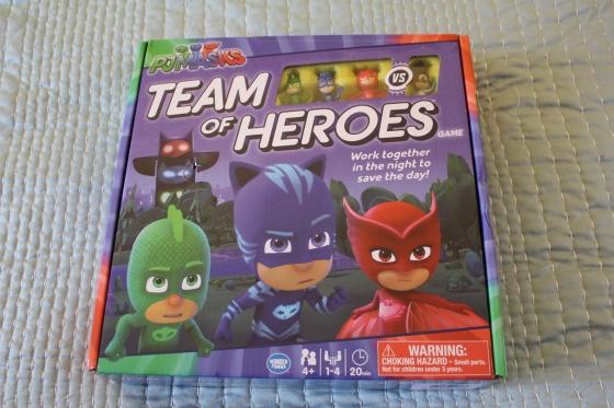PJ Masks Team of Heroes Game Review
