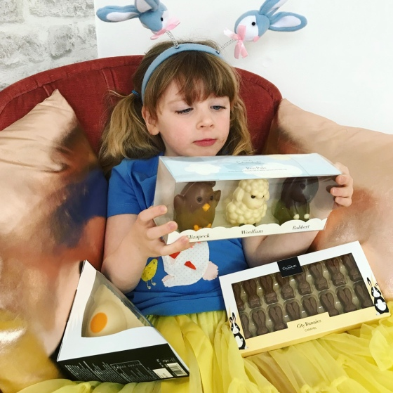 Easter at Hotel Chocolat
