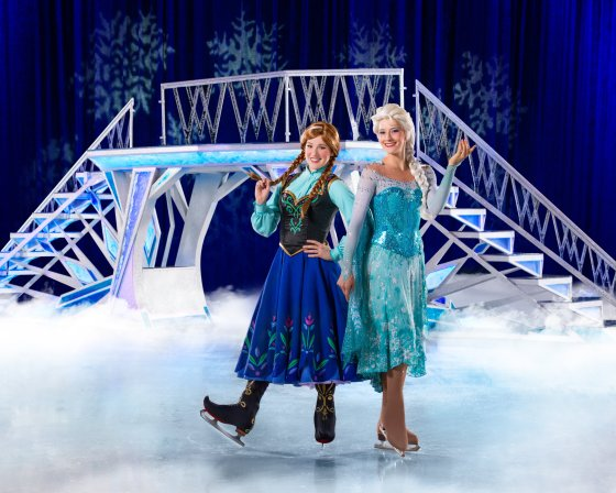 Disney of Ice - Worlds of Enchantment comes to London