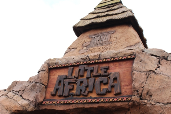 Little Africa at Paultons Park