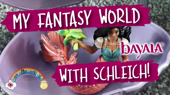 My fantasy world with Schleich!