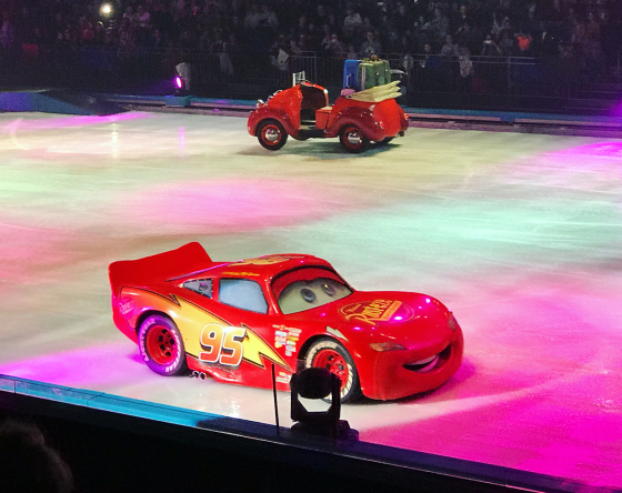 Disney on Ice Cars Review