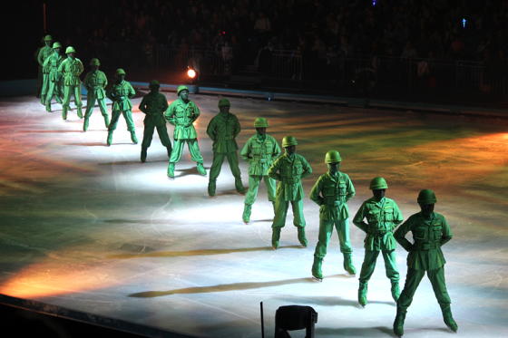 Disney on Ice, Worlds of Enchantment Review