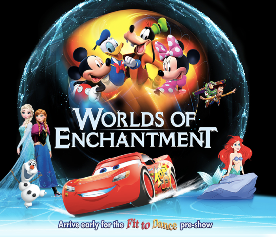 Disney On Ice's Worlds of Enchantment