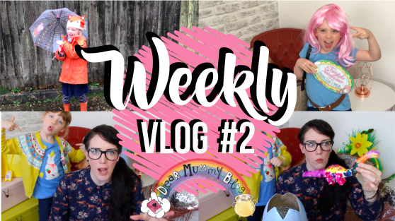 Weekly Vlog 2