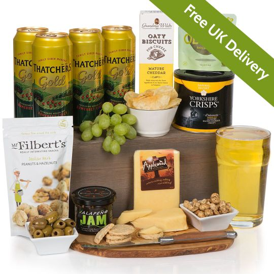 Father's Day Hamper Review