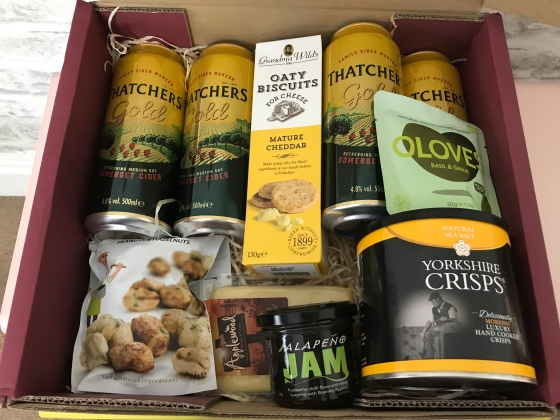 Father's Day Hamper from Hamper.com