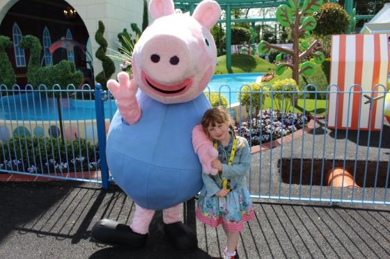 Peppa Pig World New Rides 2018