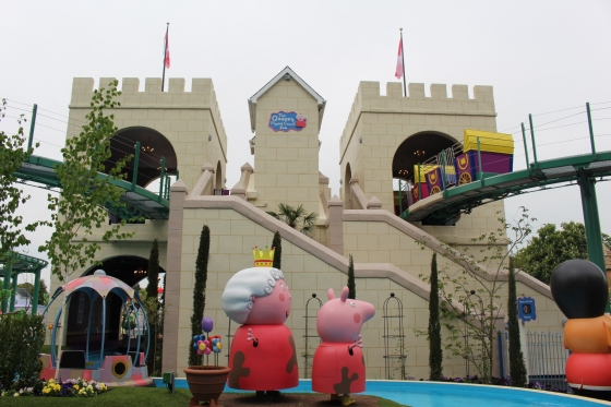 Peppa Pig World New Rides 2018