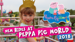 New Rides at Peppa Pig World 2018