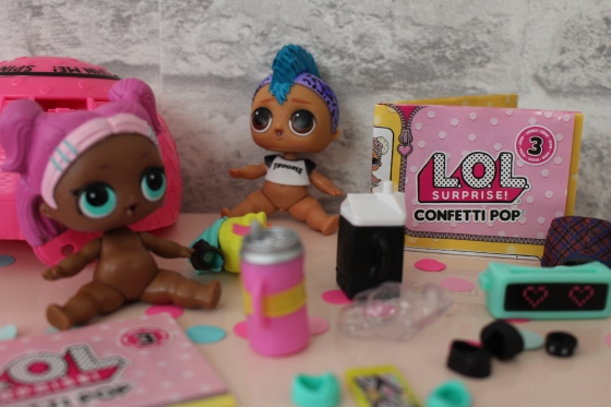 L.O.L. Surprise! Confetti Pop