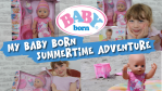 My Baby Born Summertime Adventure